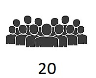 Foule 20